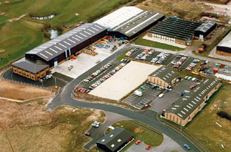 Main manufacturing facility located in Coleford, Gloucestershire, UK