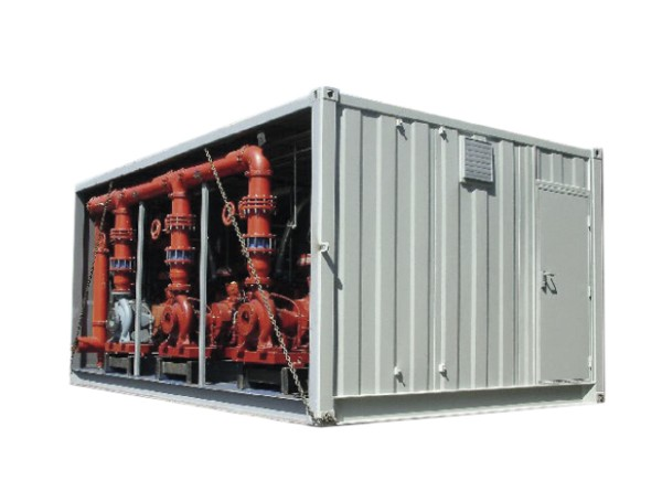 Fire Pump Packages | Pre-Packaged Pump Houses | SPP Pumps