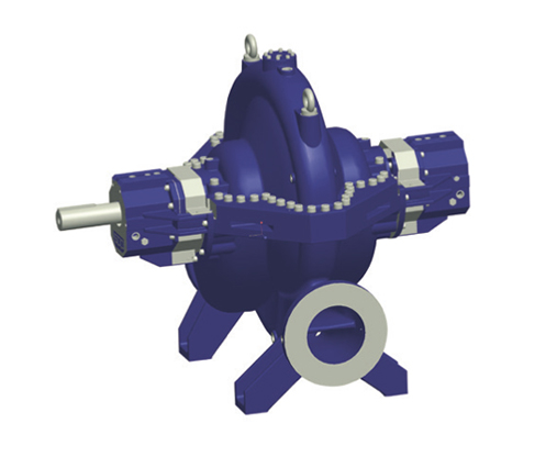 LLC End Suction Pump