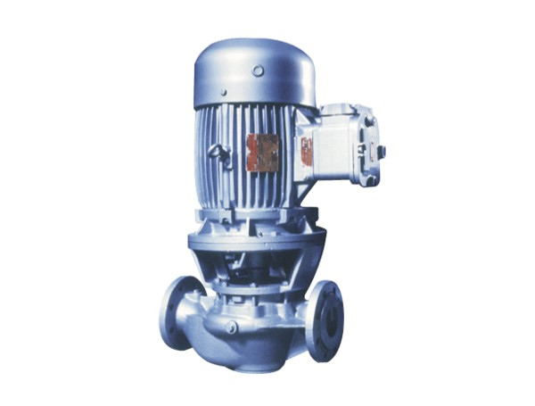 Instream End Suction Pump