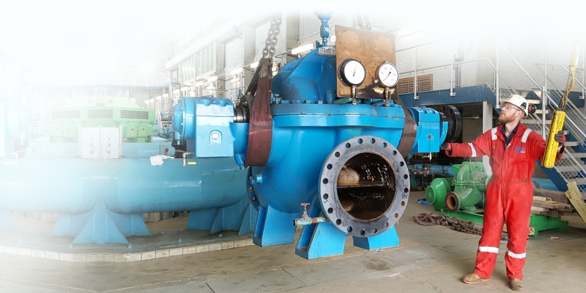 Pump Engineering Services